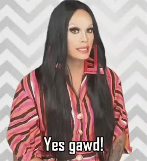 Watch and share Can We Take A Moment To Praise This Phi Phi Look? : Rupaulsdragrace GIFs on Gfycat