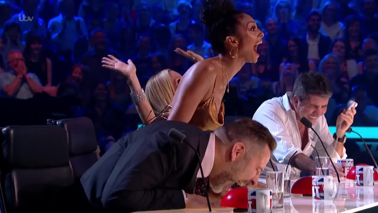 America's Got Talent, Laughing, lol,  GIFs