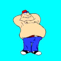 Watch and share Fat Man GIFs on Gfycat