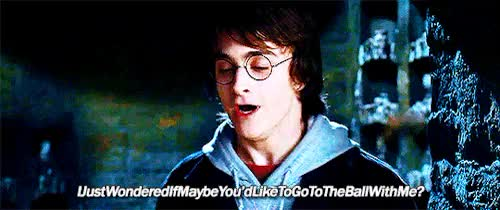 Watch and share Daniel Radcliffe GIFs and Goblet Of Fire GIFs on Gfycat
