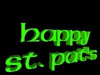 Watch and share St Patricks Day Anim GIFs on Gfycat