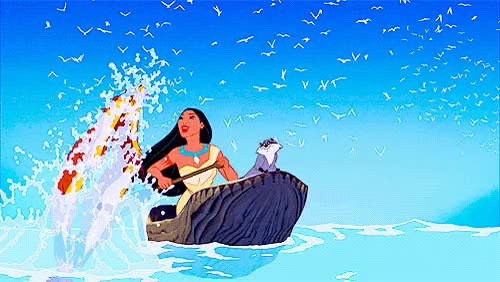 Watch and share Animated Pocahontas Wallpapers GIFs on Gfycat