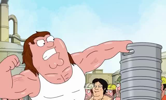 Watch this family guy GIF by GIF Queen (@ioanna) on Gfycat. Discover more argue, beer, body, builder, drink, drunk, epic, family, fight, funny, guy, hit, peter, punch, recent, strong, thirst, thirsty, top, trending GIFs on Gfycat