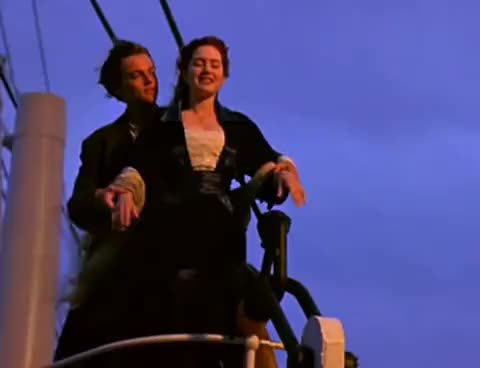 Watch and share Titanic Im Flying GIFs on Gfycat