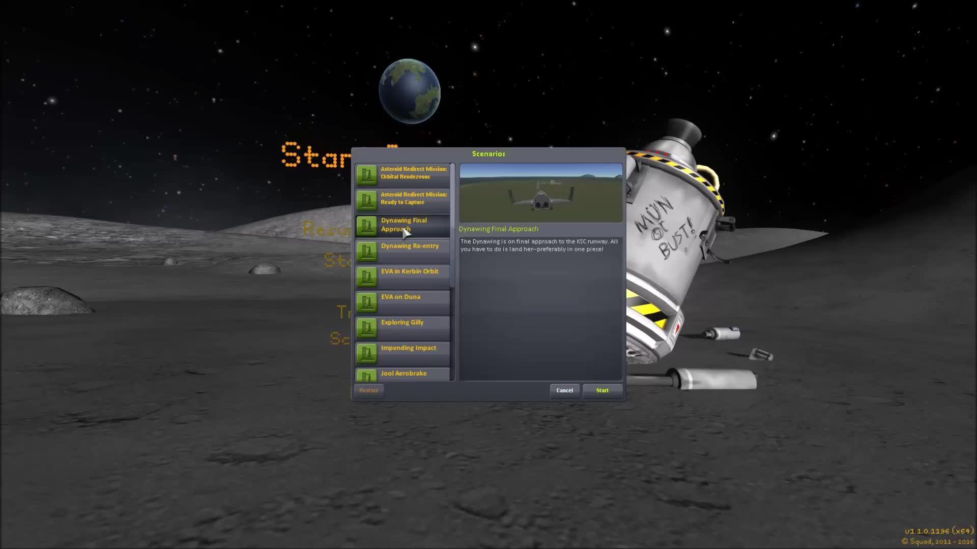 KerbalSpaceProgram, gaming, KSP Scenario GIFs