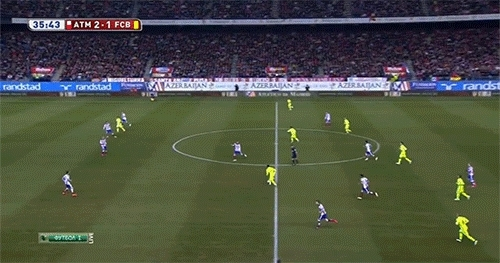d10s, Other #9 - Atletico GIFs