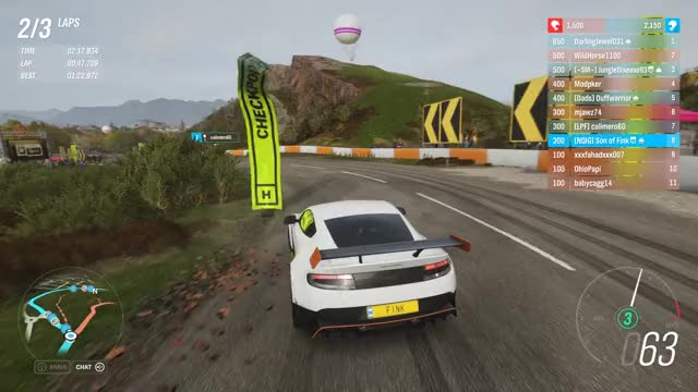 Watch and share Forza Horizon 4 2018.11.02 - 02.19.37.03.DVR GIFs by sonoffink on Gfycat