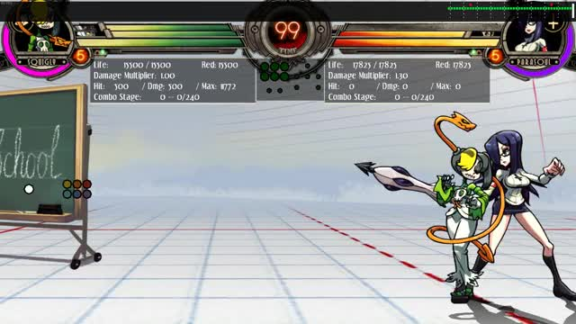 Watch and share Skullgirls GIFs on Gfycat