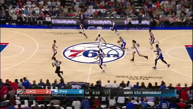 Watch and share Embiid Going Fadddddde GIFs by Razzball on Gfycat