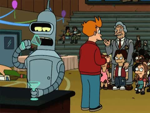 Watch and share Bender GIFs on Gfycat