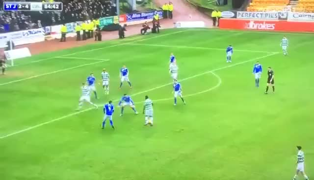 Watch and share Lustig's Rabona Assist For Dembele GIFs on Gfycat