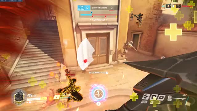 Watch and share Overwatch GIFs by Treelo on Gfycat