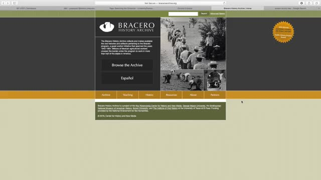 Watch and share Bracero Archive GIFs on Gfycat