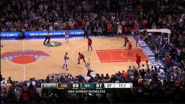 Watch and share Carmelo Anthony Game-Winning 3 GIFs by mmarcilla98 on Gfycat