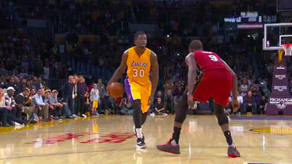 Julius Randle — Los Angeles Lakers GIFs