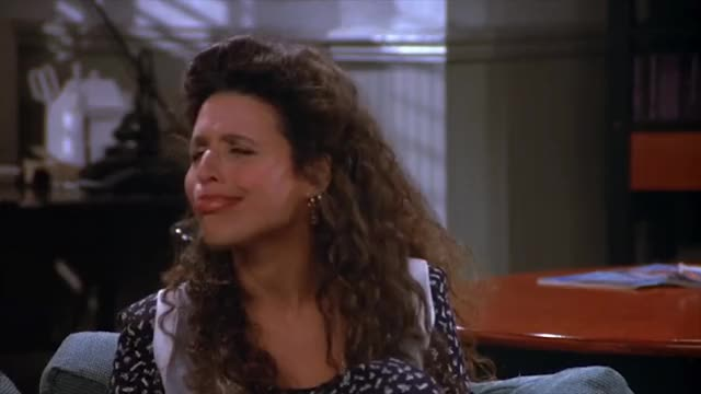 Watch and share Elaine GIFs by jpeterbane on Gfycat