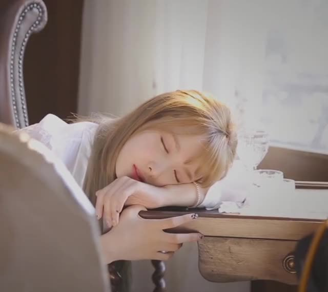 Watch and share Sleeping Beauty Likey Nayeon GIFs by Ahrigato on Gfycat