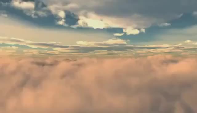 Watch and share Video Background - Looping Cloud Animation GIFs by maddymongston on Gfycat