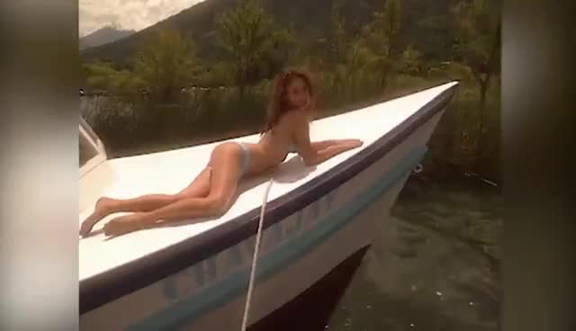 Josie Maran's Guatemala Shoot | Sports Illustrated Swimsuit GIFs