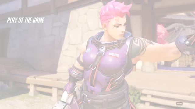 Watch and share Overwatch GIFs and Zarya GIFs by eggblot on Gfycat
