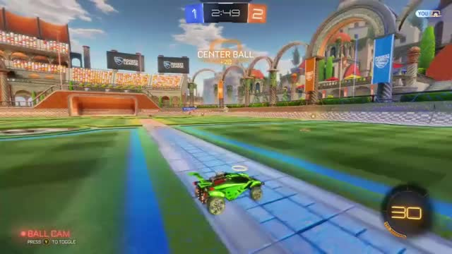 Watch and share Rocket League® GIFs on Gfycat