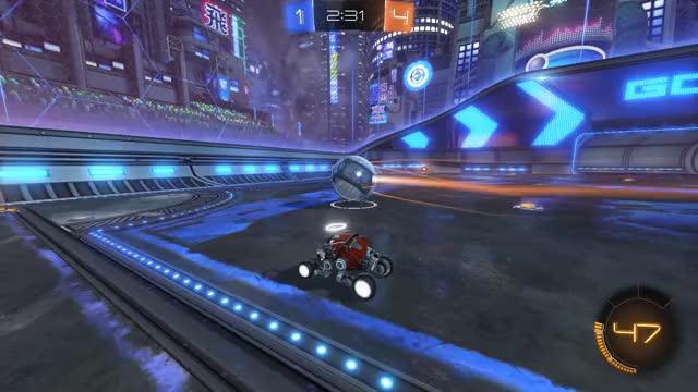 Watch Goal 6: Binagin GIF by Gif Your Game (@gifyourgame) on Gfycat. Discover more Binagin, Gif Your Game, GifYourGame, Goal, Rocket League, RocketLeague GIFs on Gfycat