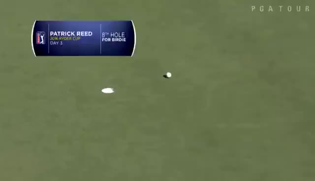 Watch and share Patrick Reed's Finger-waving Birdie Leads Shots Of The Week GIFs on Gfycat