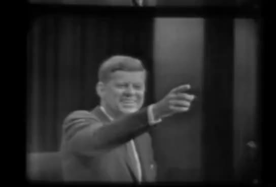 Watch and share The Wit Of JFK GIFs on Gfycat