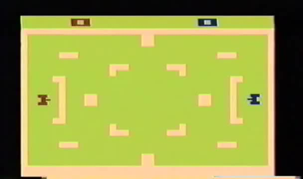 Watch Combat (1977) GIF on Gfycat. Discover more Atari 2600, Games GIFs on Gfycat