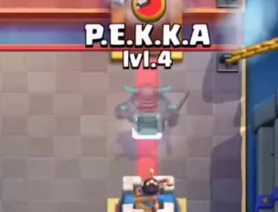 Watch and share Pekka Vs Hog GIFs by Clash World on Gfycat