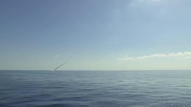 Watch and share Нанесение Ударов По Террористам В Сирии Из Акватории Средиземного Моря Подводными Лодками ЧФ GIFs on Gfycat