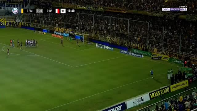 Watch Rosario Central 0-1 River Plate - Juan Quintero 17' GIF on Gfycat. Discover more soccer GIFs on Gfycat