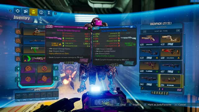 Watch and share Borderlands 3 2019.09.16 - 18.45.18.32.DVR GIFs by Astrocat on Gfycat