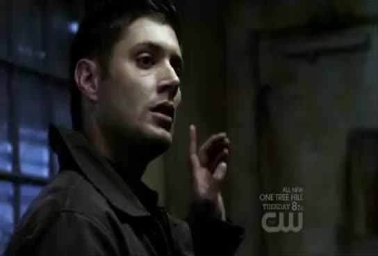 Watch Supernatural 6x10 - Castiel and Meg kiss!! GIF on Gfycat. Discover more jensen ackles GIFs on Gfycat