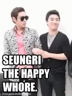 Watch and share Lee Seung Hyun GIFs and Bigbang Macros GIFs on Gfycat