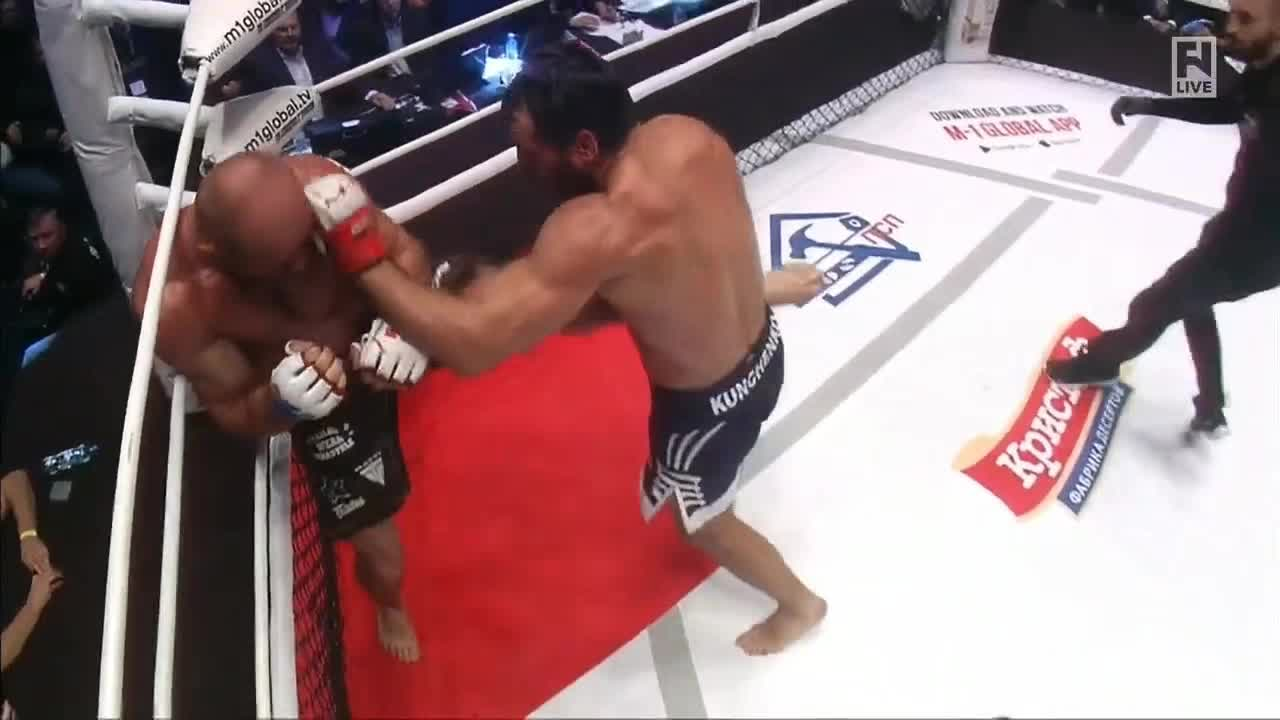 Fighting, Fights, MMA, TFC, TFCDream, TopFC, UFC, Kunchenko wins! WOW! It looked like early on Butenko would have it, but nope, he did put up a fight, even while losing at the end there. Awe GIFs