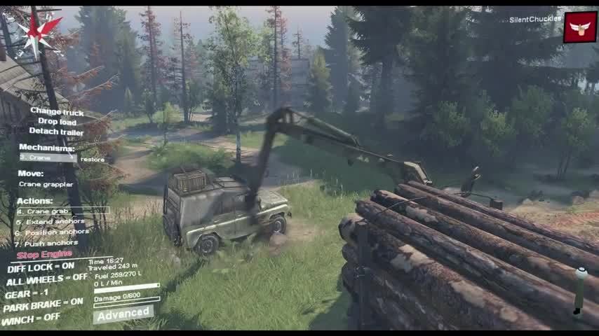 gaming, spintires,  GIFs