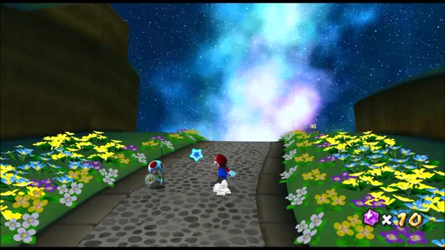 Watch and share Super Mario Galaxy Is Absolutely Stunning On Dolphin GIFs by K-LAWN on Gfycat