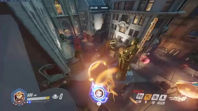 Watch and share Overwatch GIFs by TheeLinker on Gfycat