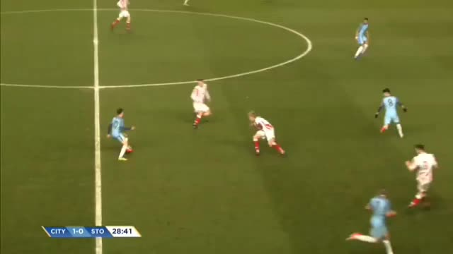MCFC, soccer, FA Youth Cup City-Stoke 2-0 GIFs