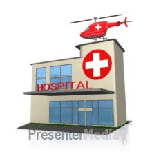 Watch and share Animated Hospital Building Helicopter GIFs on Gfycat