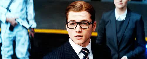 Watch and share Why Is He So Hot GIFs and Taron Egerton GIFs on Gfycat