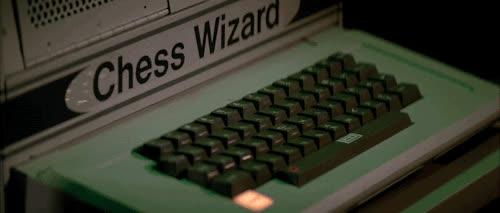 Wizard chess GIFs