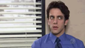 Watch the office ryan speechless sil GIF on Gfycat. Discover more b. j. novak GIFs on Gfycat