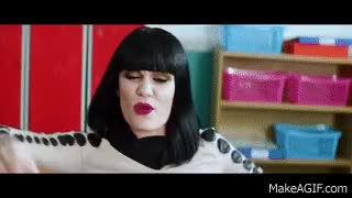 Watch Jessie J - Who's Laughing Now GIF on Gfycat. Discover more related GIFs on Gfycat