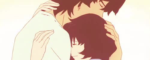 Watch anime couples GIF on Gfycat. Discover more hana, hug, wolf children, wolf children ame and yuki GIFs on Gfycat