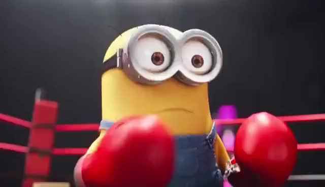 Watch and share Minions - The Competition (2015) - Animated Short HD GIFs on Gfycat