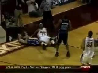 Watch Virginia Tech's Deron Washington Stomps Duke Player GIF by @theduke4 on Gfycat. Discover more Basketball, Blacksburg, Duke, Foul, Hoops, Kick, Stomp, Tech, Thugs, Virginia GIFs on Gfycat