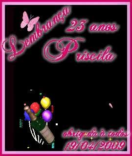 Watch and share Recebi De Priscila....Parabéns....Parabéns....!!!! GIFs on Gfycat