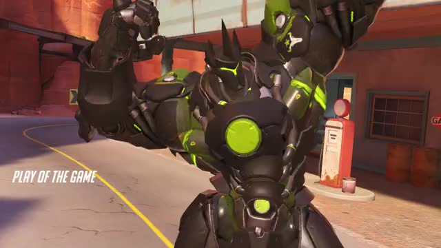 Watch and share Overwatch GIFs and Reinhardt GIFs by Pazyn/AdviceGuru on Gfycat